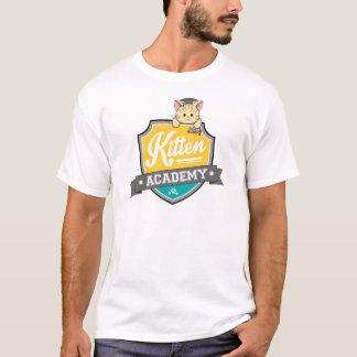 Kitten Academy Crest T-Shirt
