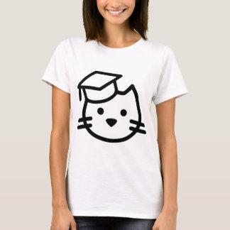 Kitten Academy Logo T-Shirt