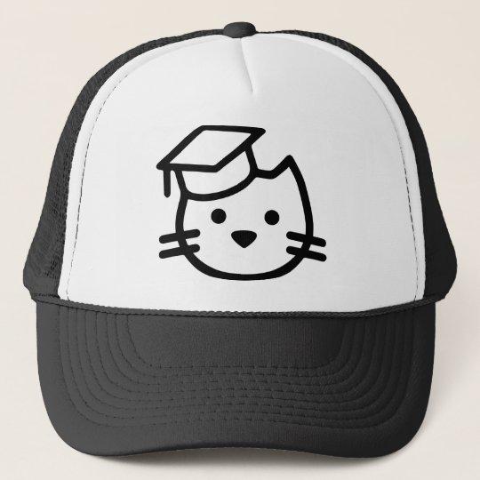 Kitten Academy Logo Trucker Hat