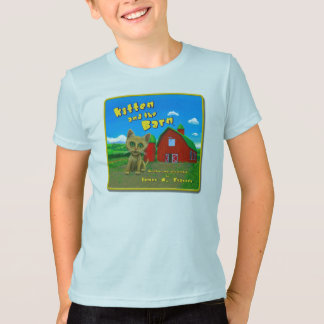 Kitten and the Barn T-Shirt