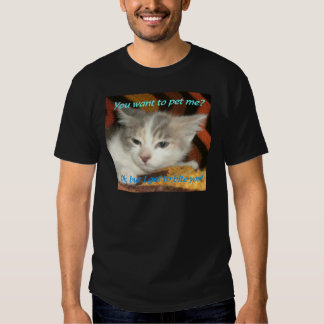 Kitten Bite T Shirt