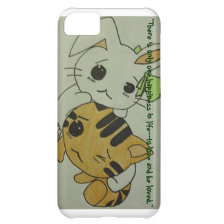 Kitten & Bunny iphone 5 case