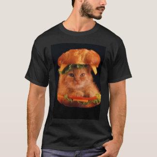 Kitten Burger T-Shirt