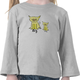 Kitten Cat Tee Shirt