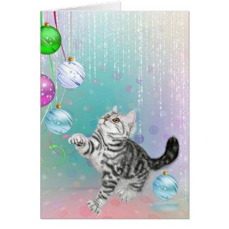 Kitten Christmas Cards