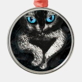 Kitten Cute Cat Pet Christmas Ornament