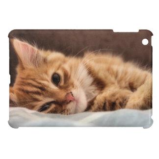 kitten design iPad mini cases