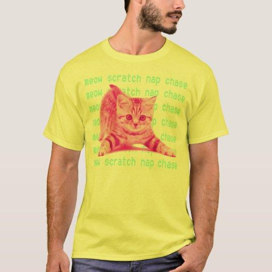 kitten does T-Shirt