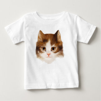 Kitten Face Kids T-Shirt 2