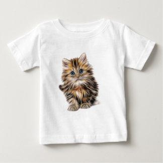 kitten fractal design range baby T-Shirt