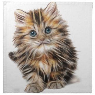 kitten fractal design range napkin