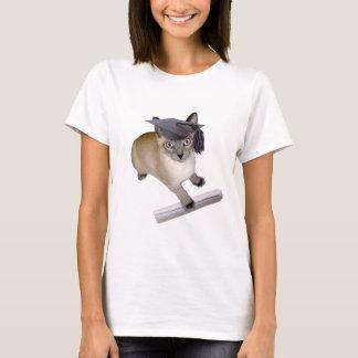 Kitten Graduation T-Shirt