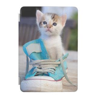 Kitten In Blue Shoe iPad Mini Cover