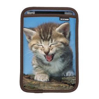 Kitten In Tree iPad Mini Sleeve