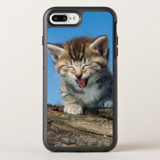 Kitten In Tree OtterBox Symmetry iPhone 8 Plus/7 Plus Case