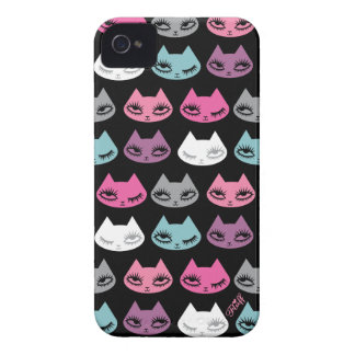 Kitten Iphone Case by Fluff iPhone 4 Case