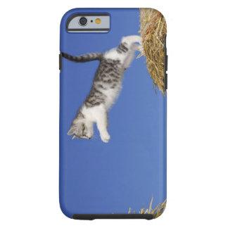 Kitten Jumping 2 Tough iPhone 6 Case