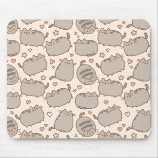 Kitten kawaii mouse mat