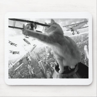 Kitten Kong Mouse Pad