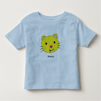 kitten,  Meow Toddler T-Shirt