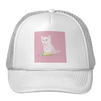 Kitten Mesh Hat