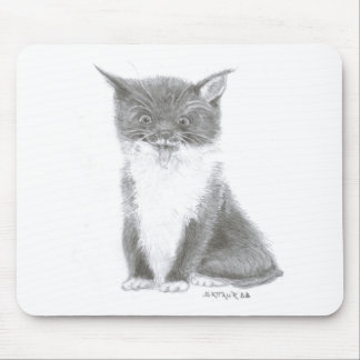 Kitten Mouse Pad