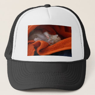 Kitten Newborn- Fully Customisable Trucker Hat