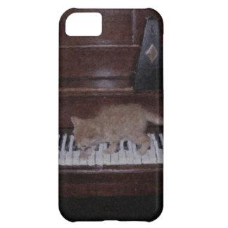 Kitten on the Keys iPhone 5C Case