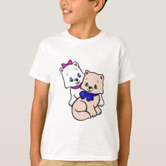 Kitten Pair Shirts