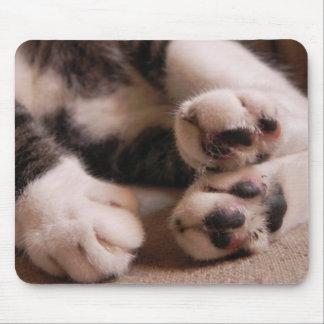 Kitten Paws Mouse Mat