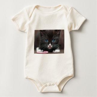Kitten Power Baby Bodysuit