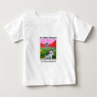 Kitten Season! Baby T-Shirt