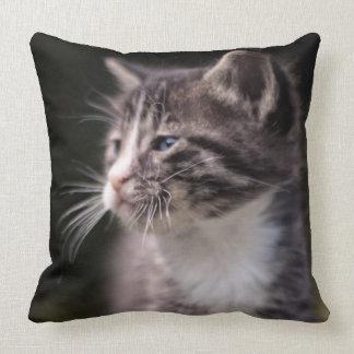 Kitten Standing Tall Cushion