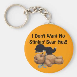 Kitten & Teddy Bear Gifts Key Chains