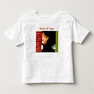 Kitten & Tiger Tshirt
