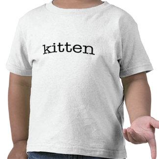 kitten tshirt