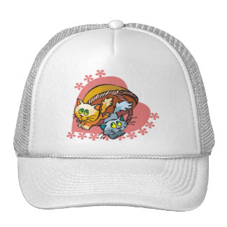 Kitten Tshirts and Gifts 378 Hat