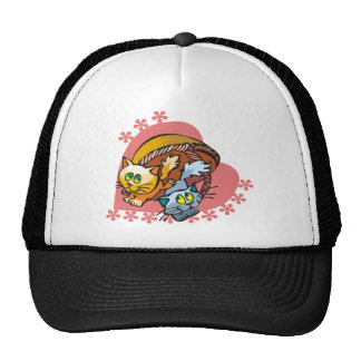Kitten Tshirts and Gifts 378 Trucker Hats
