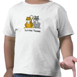 Kitten Twins T-Shirt