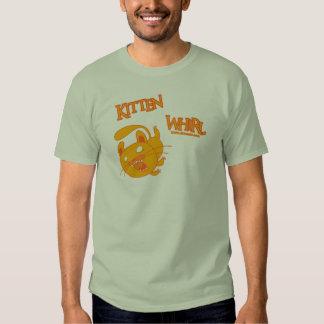 Kitten Whirl Tees