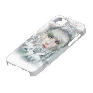 Kitten Winter iPhone 5 Case