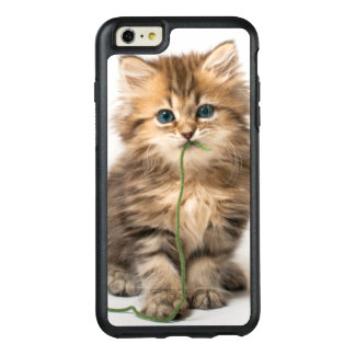 Kitten With Green Yarn OtterBox iPhone 6/6s Plus Case