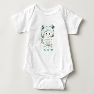 Kittenfrog romper for babies/toddlers baby bodysuit