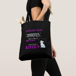 Kittens Are My Bff Tote