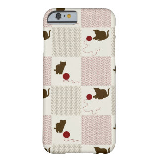Kittens Backgrounds Barely There iPhone 6 Case