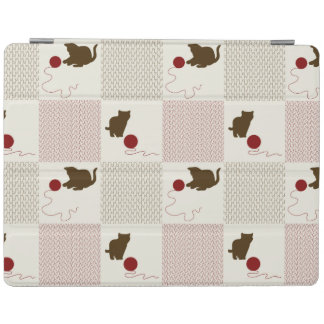 Kittens Backgrounds iPad Cover