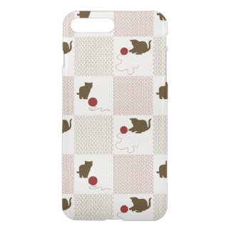 Kittens Backgrounds iPhone 8 Plus/7 Plus Case