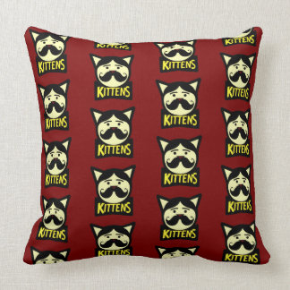 Kittens Chips Cushion