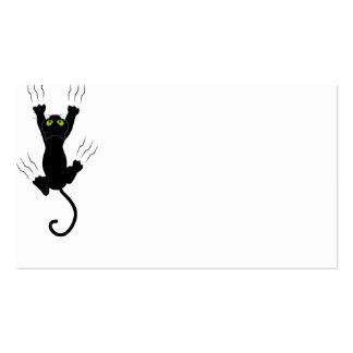 Kitten's Got Claws Pack Of Standard Business Cards
