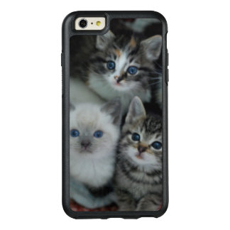 Kittens In A Basket OtterBox iPhone 6/6s Plus Case